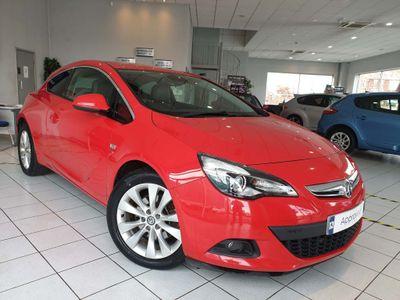 Vauxhall Astra GTC Coupe 1.7 CDTi ecoFLEX 109g SRi (s/s) 3dr