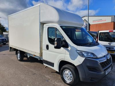 CITROEN RELAY Luton 2.0 BlueHDi 35 Enterprise L3 Luton 4dr (EU6)