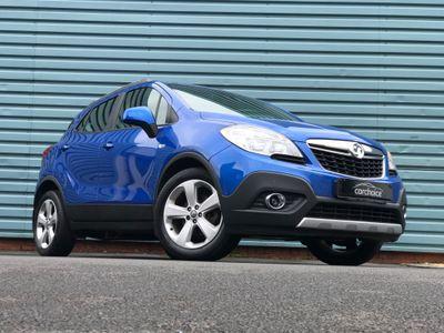 Vauxhall Mokka Hatchback 1.7 CDTi ecoFLEX 16v Exclusiv FWD (s/s) 5dr