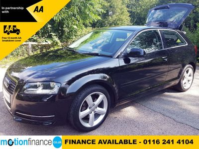 AUDI A3 Hatchback 1.6 Technik 3dr