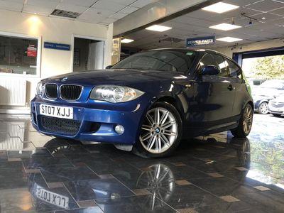 BMW 1 Series Hatchback 2.0 118d M Sport Auto 3dr