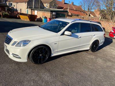 Mercedes-Benz E Class Estate 3.0 E350 CDI BlueEFFICIENCY Sport G-Tronic 5dr