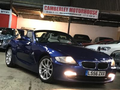 BMW Z4 Convertible 2.5 si SE Roadster 2dr