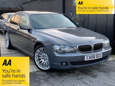 BMW 7 Series Saloon 3.0 730d SE Stratus Exclusive Edition 4dr