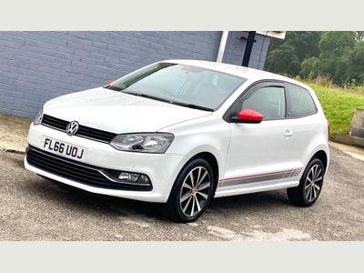 Volkswagen Polo Hatchback 1.2 TSI BlueMotion Tech beats (s/s) 3dr