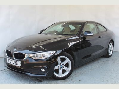 BMW 4 Series Coupe 2.0 418d SE 2dr