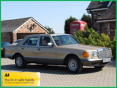 Mercedes-Benz 500 Saloon 5.0 SE 4dr