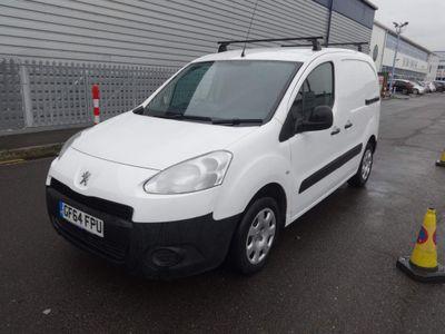 Peugeot Partner Panel Van 1.6 HDi Professional L1 625 5dr