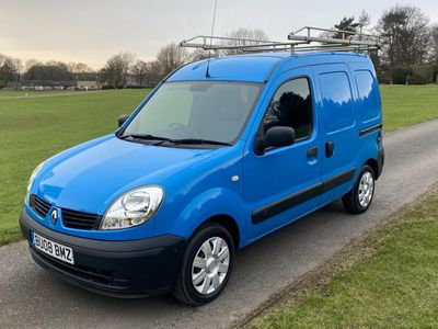 Renault Kangoo Temperature Controlled