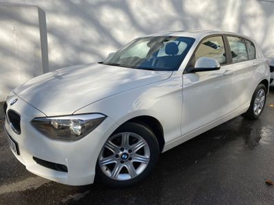 BMW 1 Series Hatchback 1.6 116i ES Sports Hatch (s/s) 3dr