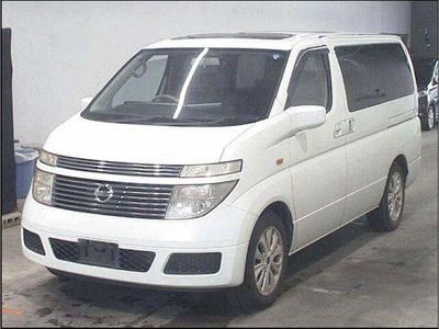 Nissan Elgrand MPV VG Version L