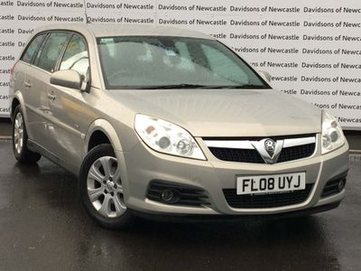 Vauxhall Vectra Estate 1.8 i VVT Design 5dr