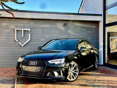 Audi A4 Saloon 2.0 TFSI 35 Black Edition (s/s) 4dr