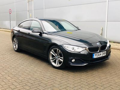BMW 4 Series Gran Coupe Saloon 2.0 420i Sport Gran Coupe (s/s) 5dr