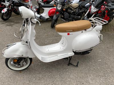 Lexmoto Milano Moped 50 Moped
