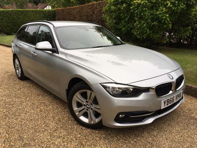 BMW 3 Series Estate 2.0 320d Sport Touring Auto (s/s) 5dr