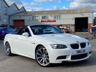BMW M3 Convertible 4.0 DCT 2dr