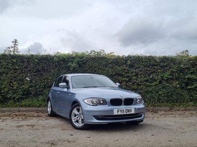 BMW 1 Series Hatchback 2.0 116i SE Auto 5dr