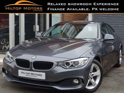 BMW 4 Series Coupe 2.0 428i SE 2dr