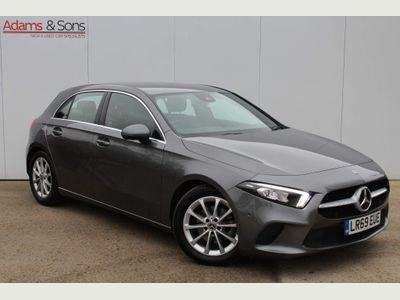 Mercedes-Benz A Class Hatchback 1.3 A180 Sport (Executive) 7G-DCT (s/s) 5dr