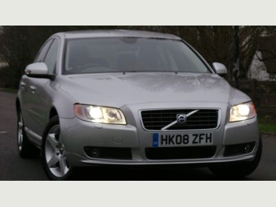 Volvo S80 Saloon 2.5 T SE Lux Geartronic 4dr