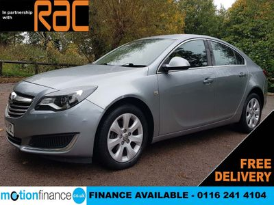 Vauxhall Insignia Hatchback 1.4 i Turbo Tech Line (s/s) 5dr
