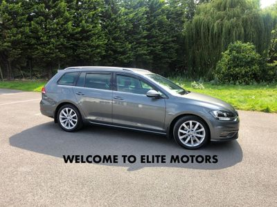 Volkswagen Golf Estate 2.0 TDI GT (s/s) 5dr