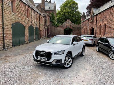 Audi Q2 SUV 1.6 TDI Sport S Tronic (s/s) 5dr