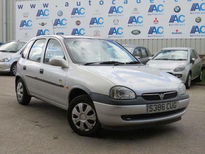 Vauxhall Corsa Hatchback 1.4 i Hi-Torq Breeze 5dr