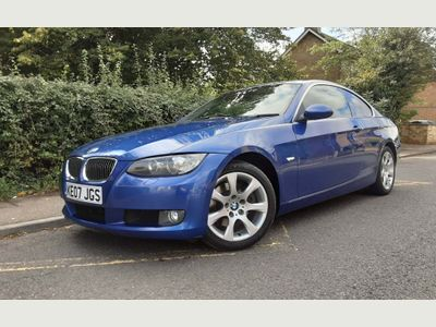 BMW 3 SERIES Coupe 2.5 325i SE 2dr