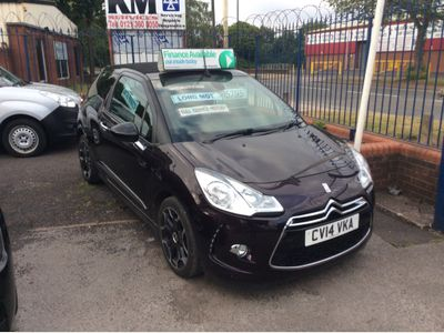 Citroen DS3 Cabrio Convertible 1.6 e-HDi Airdream DStyle Plus 2dr