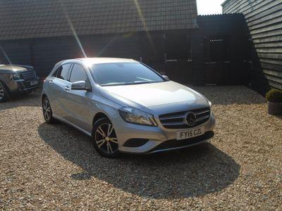 Mercedes-Benz A Class Hatchback 1.5 A180 CDI SE 7G-DCT 5dr (E6)