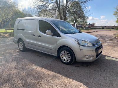 Citroen Berlingo Panel Van 1.6 e-HDi L2 750 LX Airdream Panel Van EGS6 6dr