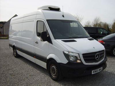 Mercedes-Benz Sprinter Temperature Controlled 2.1 CDI 313 Extra High Roof Panel Van LWB 4dr (LWB)