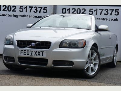 Volvo C70 Convertible 2.4 D5 Sport Geartronic 2dr