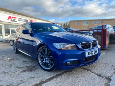 BMW 3 Series Estate 2.0 318d Sport Plus Edition Touring 5dr