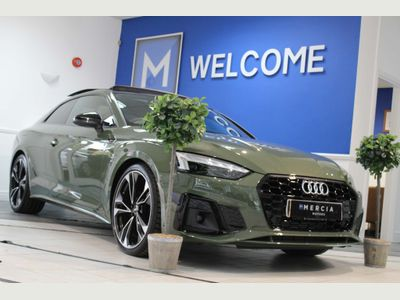 Audi A5 Coupe 2.0 TFSI 40 Edition 1 S Tronic (s/s) 2dr