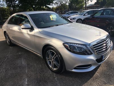 Mercedes-Benz S Class Saloon 3.0 S350L CDI BlueTEC SE Line (Executive) 7G-Tronic Plus 4dr
