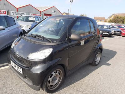Smart fortwo Coupe 0.8 CDI Pure 2dr