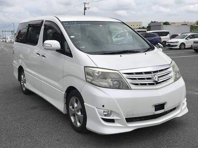 Toyota Alphard MPV 3.0MS Platinum