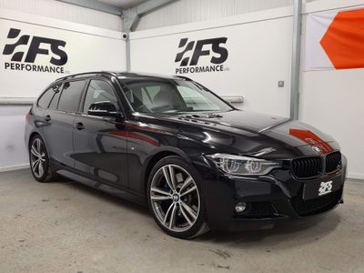 BMW 3 Series Estate 3.0 340i M Sport Touring Auto (s/s) 5dr