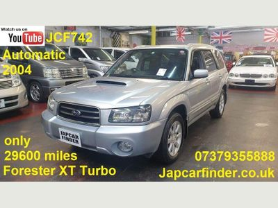 Subaru Forester SUV XT Automatic Low mileage Fresh import