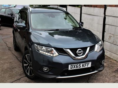 Nissan X-Trail SUV 1.6 dCi n-tec 4WD (s/s) 5dr
