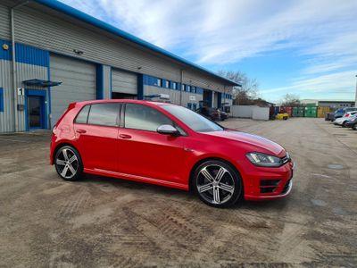 Volkswagen Golf Hatchback 2.0 TSI BlueMotion Tech R 4MOTION (s/s) 5dr