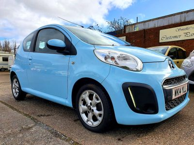 Citroen C1 Hatchback 1.0 i Edition 3dr