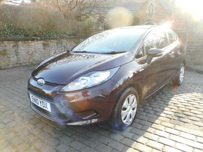 Ford Fiesta Hatchback 1.6 TDCi ECOnetic DPF 3dr