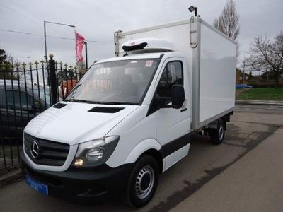 Mercedes-Benz Sprinter Temperature Controlled 2.1 CDI 314 Refrigerated Box 2dr (EU6, MWB)