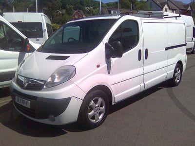 Vauxhall Vivaro Panel Van 2.0 CDTi Sportive 2900 Panel Van LWB 4dr (EU4, LWB)