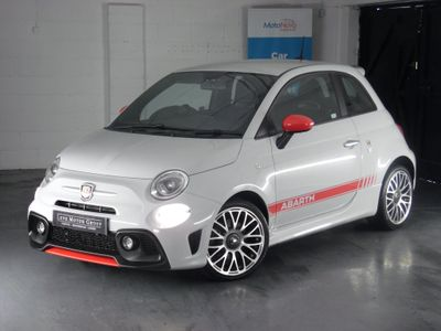 Abarth 595 Hatchback 1.4 T-Jet Hatchback 3dr Petrol Manual (145 ps)