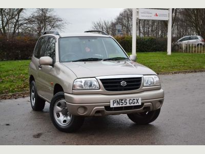 Suzuki Grand Vitara SUV 1.6 16v Estate 3dr